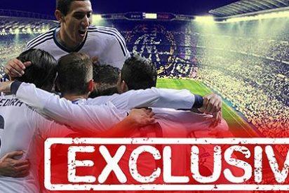Los secretos de la conjura del Real Madrid para remontar el 4-1 al Borussia