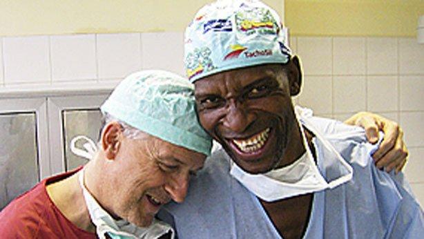 """""""Salud en África del Oeste. Retos y oportunidades"""""""