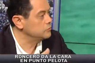 """Tomás Roncero: """"Hay que creer en la remontada. Los culés no tienen un referente emocional que empuje desde el cielo como Juanito"""""""