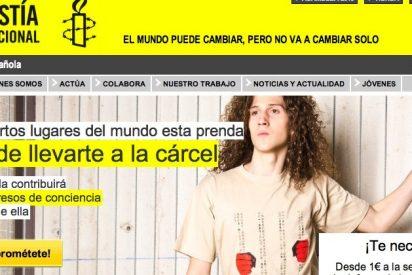 [Video] ¿Cómo puedes denunciar la violación de derechos humanos? Con la colección de ropa de Amnistía Internacional