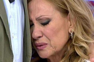 Rosa Benito está en el peor momento de su vida: arruinada, endeudada, sola y humillada por su marido en directo