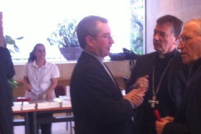 """Rouco: """"Recemos por el Papa, porque le ha caído una buena"""""""