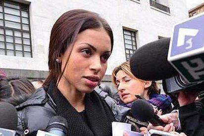 """Ruby Robacorazones: """"No soy prostituta y jamás me acosté con Berlusconi"""""""