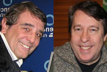 Julián Ruiz machaca a Santi Segurola: