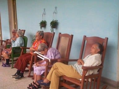 Material hospitalario para Cuba