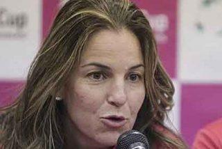 La ex campeona de tenis Arantxa Sánchez Vicario pierde contra su familia