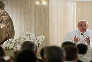 """Francisco: """"El camino de la fe no es alienante, es una preparación para llegar a nuestro destino definitivo"""""""