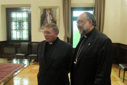 """Menéndez: """"Aspiro a ser un obispo bueno y fiel"""""""