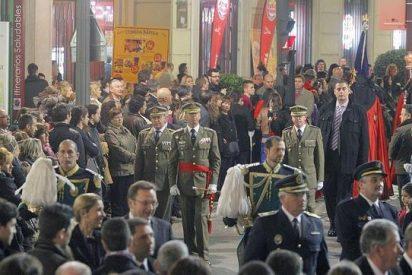 El arzobispo de Granada niega la entrada de militares en la catedral por ir armados