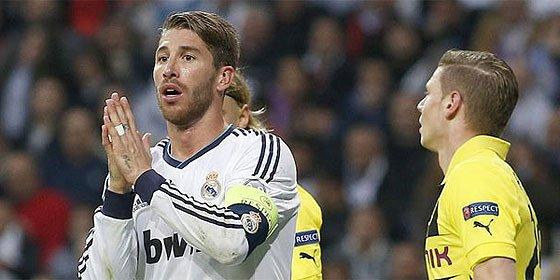 El Real Madrid roza el milagro frente al Borussia en un Bernabeú de pasión
