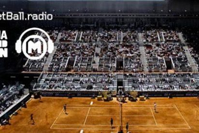 Nace SetBall Radio, la radio oficial del Mutua Madrid Open