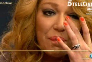 """Sofía Cristo se paga su desintoxicación con un bolo en el Deluxe:""""Soy adicta a las drogas y mi padre fue quién me la daba"""""""