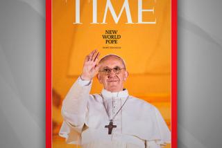 Francisco, entre las cien personas más influyentes del mundo, según Time