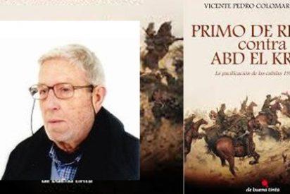 Vicente Pedro Colomar novela la guerra de España contra Marruecos que acabó con más de 20.000 muertos