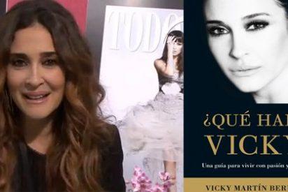 Vicky Martín Berrocal diseña su 'guía para vivir con pasión y con estilo'