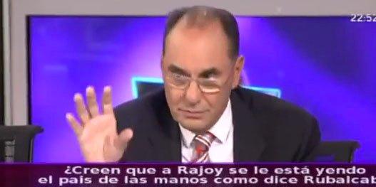 """Vidal-Quadras responde a Del Pozo que le acusa de una conspiración contra Rajoy: """"Que se preocupe más por los 13 puntos que ha perdido el PP"""""""