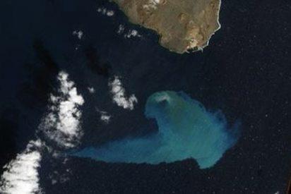 El volcán de El Hierro, mejor foto del año de la NASA por votación en internet