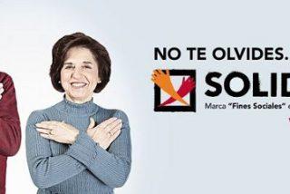 """La X Solidaria, """"la única partida que el Gobierno no puede recortar"""""""