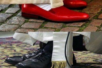 La Iglesia no se arregla sólo cambiando de zapatos