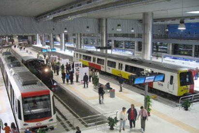 Los Estación Intermodal de Palma está manga por hombro por culpa de tanto recorte
