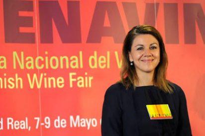 Cospedal anuncia una inversión de 16 millones para sacar al exterior nuestros vinos