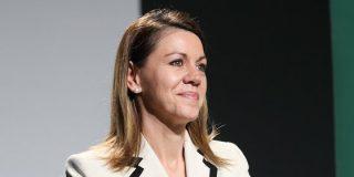 Cospedal pide a los suyos trabajar con otro tono y buscar el consenso con el PSOE