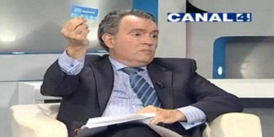 Abandona al PP en directo un empresario que trazó el programa económico del Govern