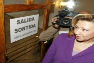 """Munar dice que el registro le deja """"indefensa"""" y pide suspender el juicio por Can Domenge"""