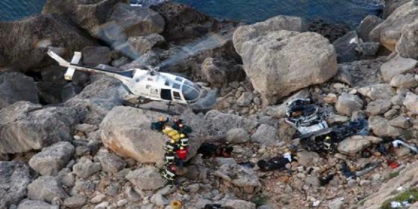 Un niño de 12 años cae por un acantilado desde unos 15 metros en La Palma