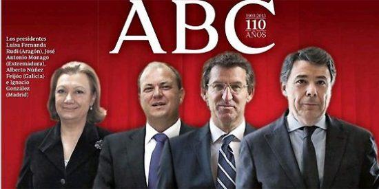 Los barones del PP de Madrid, Aragón, Galicia y Extremadura plantan cara a Rajoy contra el déficit a la carta para Cataluña