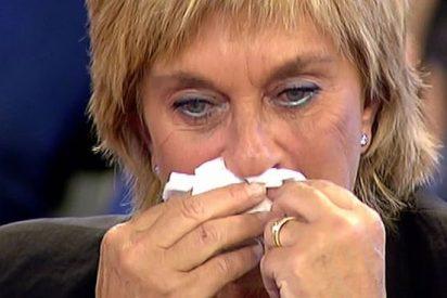 """Chelo Gª Cortés decide irse de 'Sálvame' después de que la dirección le apuñale por la espalda: """"¡El programa está en peligro!"""""""