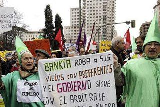 La Fiscalía asegura que no hubo delito en la venta de preferentes de Bankia