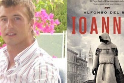 Alfonso del Río se sumerge en una vertiginosa novela cuya intriga alcanza la cúpula de la Iglesia