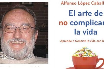 Alfonso López Caballero presenta una nueva edición del libro que ayuda a no preocuparse por los problemas superficiales