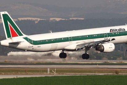 Cuidadín si vuela a Roma con Alitalia: 19 empleados detenidos por robar maletas