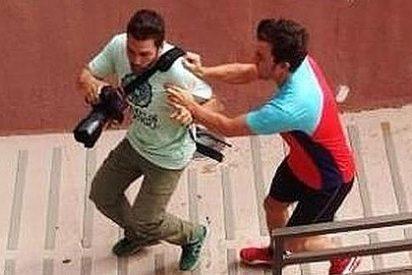 El fotógrafo denuncia a Fernando Alonso ante los Mossos por 'agresión'
