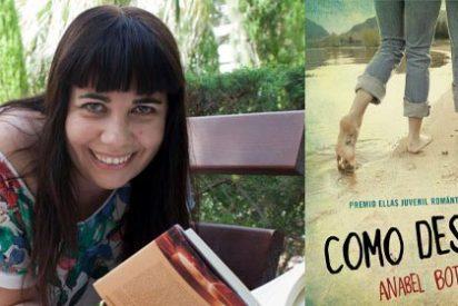 Anabel Botella se estrena en la escena literaria con una divertida novela plagada de tintes cinematográficos