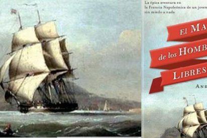 Andrés Vidal cuenta la épica aventura en la Francia napoleónica de un joven sin miedo a nada