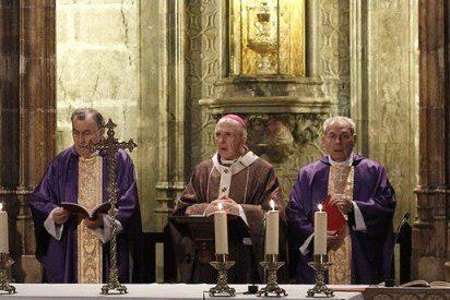 """Osoro invita a agradecer a Dios """"el gran empeño del cardenal García-Gasco para que todos conociesen a Jesucristo"""""""