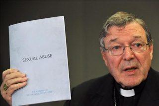 Víctimas de abusos piden la renuncia del cardenal Pell