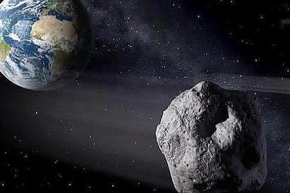 El gigantesco asteroide se acerca a la Tierra más veloz que una bala