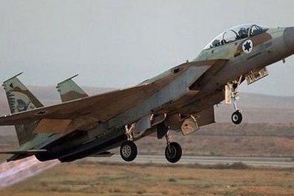 ¿La entrada en juego de Israel eleva el conflicto sirio a un nuevo nivel?