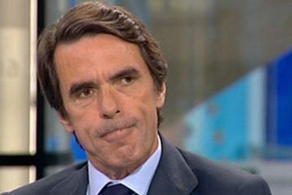 El Gobierno Rajoy calla 'como un muerto' sobre el posible regreso de Aznar