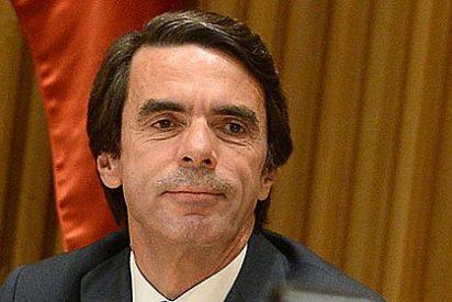 La pregunta más coreada del marianismo: ¿Para qué hace esto Aznar?