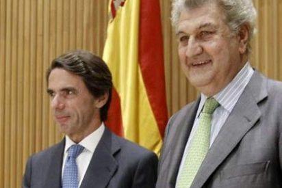 """Varios diputados que estuvieron en el acto de FAES en el Congreso evitaron la foto, """"están con Aznar pero no quieren que les corten la cabeza"""""""