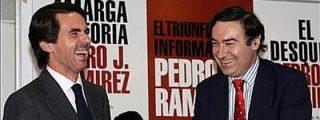 """Pedrojota se relame con Aznar: """"Si su testimonio es una amenaza para Rajoy, es que indica lo que muchos piensan"""""""