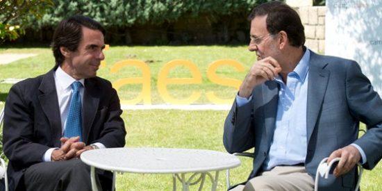 """Raúl del Pozo: """"Rajoy ha enviado a Aznar el siguiente mensaje: si sigues enredando, le voy a dar un puntapié a tu mujer en la alcaldía"""""""