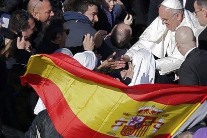 """El """"efecto Francisco"""" en España"""