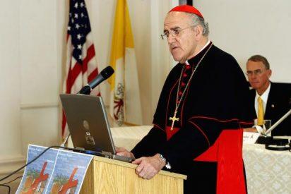 El Papa visita por sorpresa al cardenal Barragán