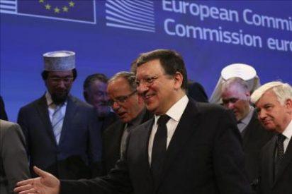 La UE y líderes religiosos apuestan por más diálogo